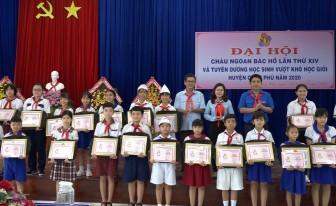 Đại hội cháu ngoan Bác Hồ huyện Châu Phú lần thứ XIV