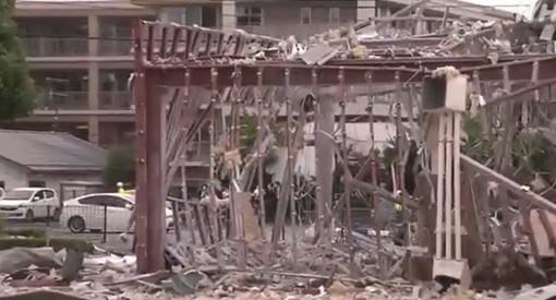 Nổ lớn tại tỉnh Fukushima, ít nhất 17 người thương vong