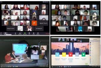 Nhiều đại học cho sinh viên nghỉ, hoãn thi, tái khởi động dạy học trực tuyến