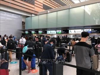 Đưa khoảng 300 công dân Việt Nam từ Hoa Kỳ, Nhật Bản về nước