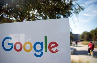 Google ghi nhận lần đầu tiên trong lịch sử giảm doanh thu