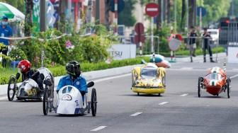 Xe tự chế chạy được hơn 1.158 km chỉ với 1 lít xăng