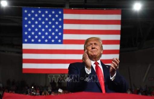 Tổng thống Mỹ tuyên bố không muốn hoãn bầu cử