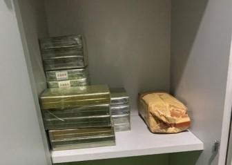 TPHCM thu giữ gần 160 kg ma túy, 19 bánh heroin
