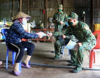 """""""Trận chiến"""" lâu dài ở biên giới An Giang"""