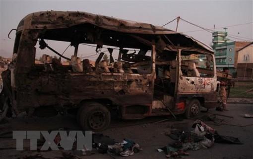 Afghanistan: Hàng loạt vụ nổ bom bên ngoài nhà tù thành phố Jalalabad