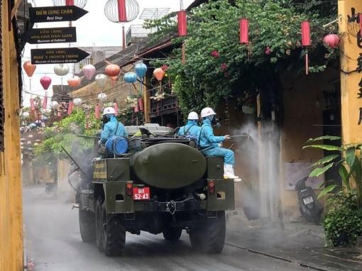 Quảng Nam: Phong tỏa nhiều khu dân cư có nguy cơ lây nhiễm COVID-19