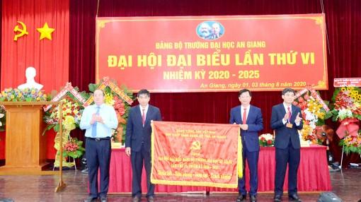PGS.TS Trần Văn Đạt đắc cử Bí thư Đảng ủy Trường Đại học An Giang