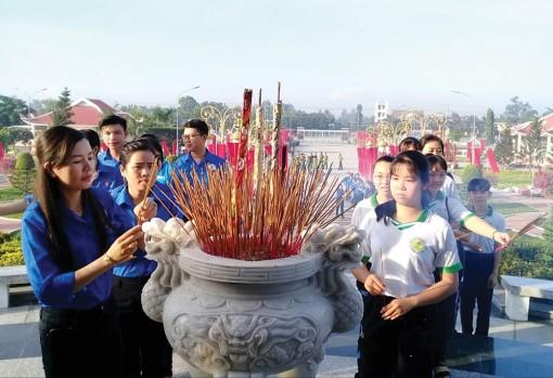 Tuổi trẻ Châu Thành với mùa hè tình nguyện