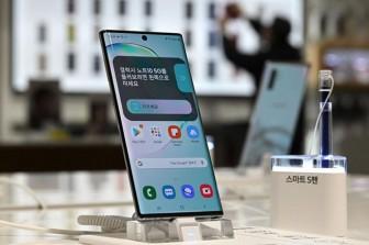 Galaxy Note20 có thể đi kèm chip Ultra Wideband