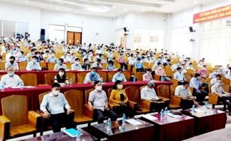 An Giang: Tập huấn công tác tổ chức kỳ thi tốt nghiệp THPT