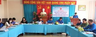 Đoàn viên, thanh niên TP. Châu Đốc chung tay phòng, chống COVID-19