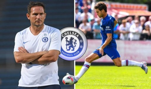 Lampard thẳng tay loại bỏ 2 cầu thủ Chelsea