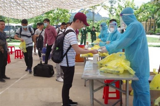 4 ca điều trị tại BV Đa khoa tỉnh Hòa Bình được công bố khỏi bệnh