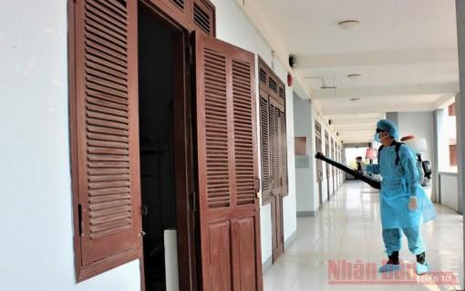 Quảng Nam phong tỏa thêm một khu dân cư với 200 nhân khẩu