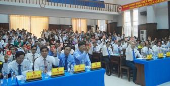 Phiên trù bị Đại hội Đảng bộ huyện Tịnh Biên lần thứ XII (nhiệm kỳ 2020-2025)