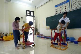 Thủ tướng phê duyệt Chương trình trợ giúp người khuyết tật