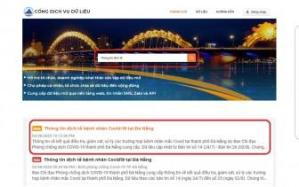 Đà Nẵng: Ứng dụng tra cứu thông tin ca bệnh COVID-19 nhanh hơn