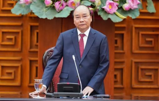 Thủ tướng chủ trì Hội nghị trực tuyến toàn quốc triển khai Kế hoạch thực thi EVFTA
