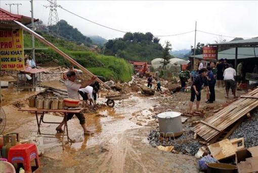 Thời tiết ngày 6-8: Bắc Bộ tiếp tục mưa to, miền núi đề phòng lũ quét, sạt lở đất