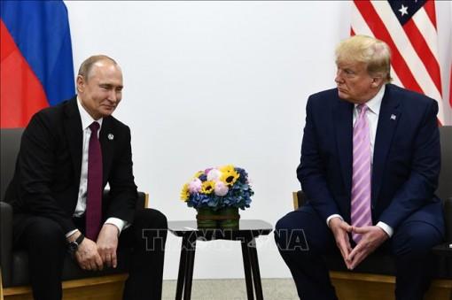 Mỹ, Nga đạt tiến triển trong đàm phán kiểm soát vũ khí