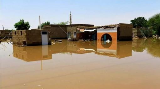 Sudan: Hơn 50.000 người bị ảnh hưởng bởi lũ lụt