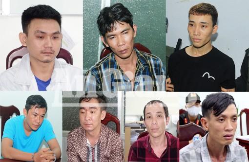 An Giang triệt phá chuyên án ma túy, thu 7 khẩu súng các loại