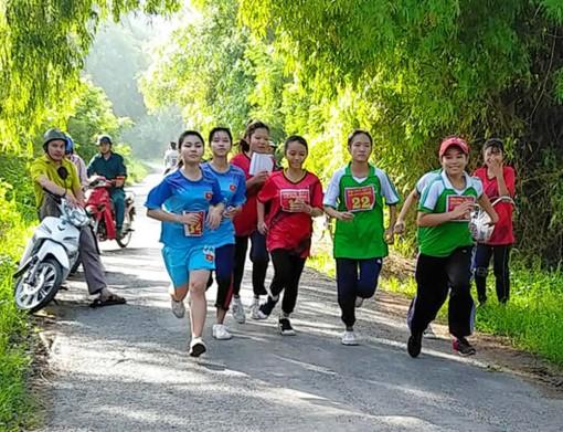 Nhiều hoạt động thể thao chào mừng Đại hội Đảng bộ huyện Tịnh Biên