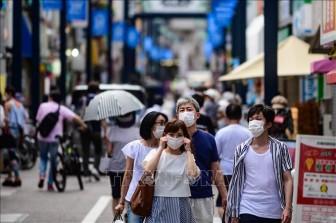 Cảnh báo tốc độ lây lan của SARS-CoV-2 gia tăng tại Nhật Bản