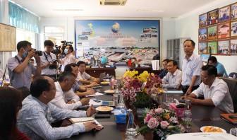 An Giang quyết tâm phát triển ngành hàng cá tra Việt Nam