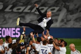 Real Madrid quyết tâm ngược dòng đánh bại Man City tại lượt về vòng 1/8 UEFA Champions League