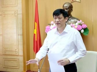 Quyền Bộ trưởng Y tế: Tăng tốc truy vết, rà soát tất cả người trở về từ Đà Nẵng