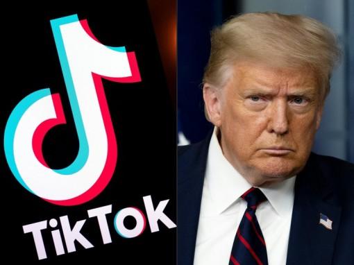 Ông Trump chính thức ký sắc lệnh cấm TikTok và WeChat