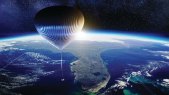 Gần 3 tỉ đồng cho chuyến du hành ngắm vũ trụ 360 độ