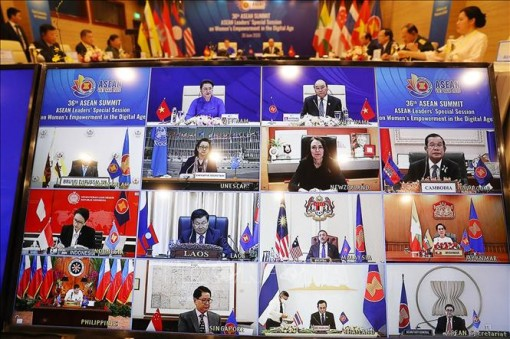 Thúc đẩy hợp tác giữa Nam Phi với Cộng đồng ASEAN vì lợi ích chung