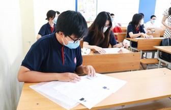 Sáng nay, gần 867.000 thí sinh dự thi Tốt nghiệp THPT môn đầu tiên