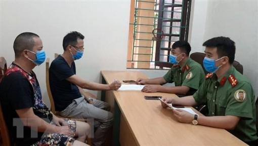 Bộ đội Biên phòng Đắk Lắk phát hiện 2 người nhập cảnh trái phép