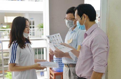 Trên 15.200 thí sinh trên địa  bàn tỉnh An Giang bắt đầu thi tốt nghiệp THPT năm 2020