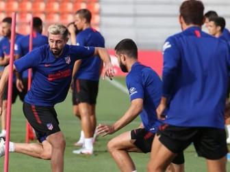 Atletico dính 2 ca nhiễm Covid-19, trận gặp Leipzig có hoãn?