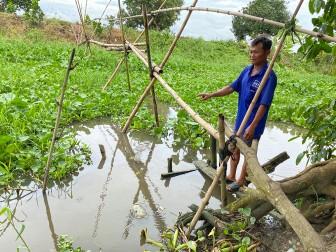 Phản ánh nguồn nước sinh hoạt bị ô nhiễm