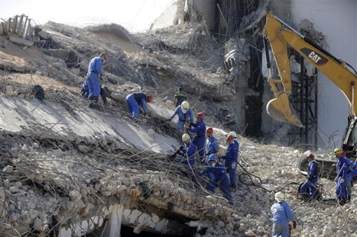 Vụ nổ ở Beirut: Không còn nhiều hy vọng tìm thấy người sống sót
