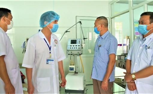 Âm tính lần 1 với 400 trường hợp F1 ở Đắk Lắk