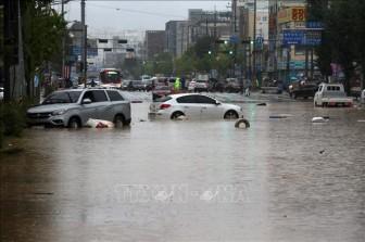 Mưa lớn gây thiệt hại nặng nề tại Sudan, Yemen và Hàn Quốc