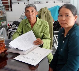 Vụ việc gia đình ông Trần Văn Ái, bà Nguyễn Thị Nhẹ sẽ xem xét giải quyết lại