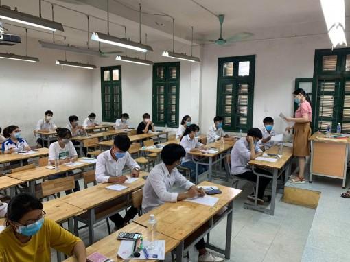Từ ngày 11-8 bắt đầu chấm thi tốt nghiệp THPT
