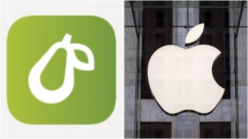 Apple kiện ứng dụng điện thoại có biểu tượng... quả lê