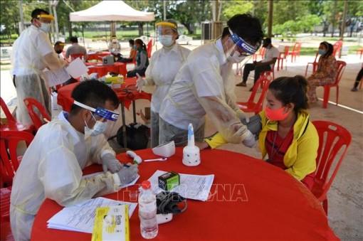 Campuchia thêm 15 ca mắc COVID-19 nhập cảnh, nâng tổng số lên 266 ca