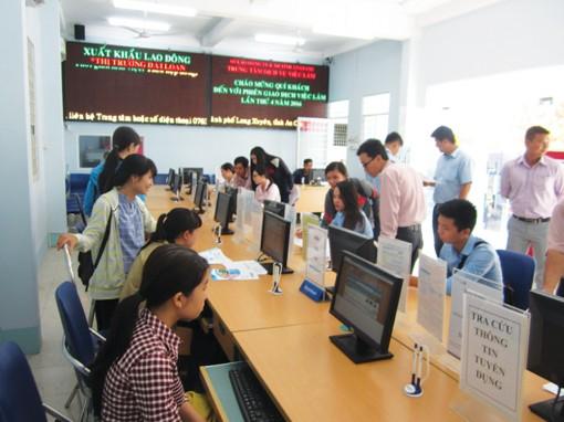 Long Xuyên đẩy mạnh xuất khẩu lao động