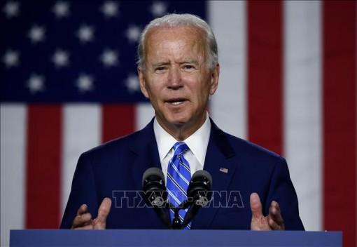 Bầu cử Mỹ 2020: Ông Biden hoàn thành phỏng vấn ứng viên liên danh tranh cử