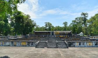 Lăng Gia Long, nơi an nghỉ của vị vua đầu tiên triều Nguyễn
